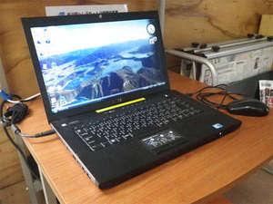 ビジネスホテル西郷:全室有線LAN完備です!ロビーには無料PCございます。