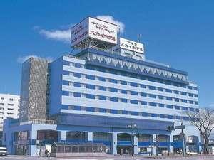 ホテルパールシティ秋田竿燈大通り