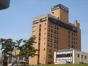 岡崎ニューグランドホテル 外観