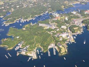 志摩観光ホテル クラシック:■リアス式海岸が特徴の賢島(かしこじま)に位置するホテル