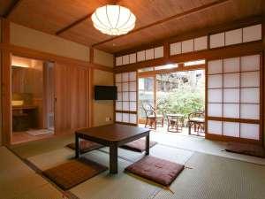 高野山 宿坊 恵光院:2017年にリニューアルした上級和室