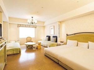 オリエンタルホテル東京ベイ :【Baby's Sweet】オランジュ(42平米)Baby's Sweetで最も広いお部屋タイプ。