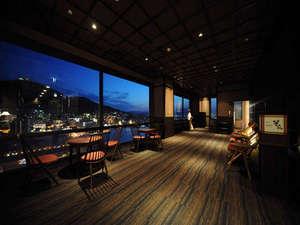 ラビスタ函館ベイ <共立リゾート>:【そら】湯上りにぜひお立ち寄り下さい。