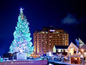 ラビスタ函館ベイ:【クリスマス】冬のイベント「はこだてクリスマスファンタジー」会場すぐ側です。