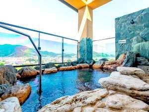 かんぽの宿 日南:露天風呂
