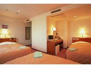 瑞江第一ホテル:トリプルルーム