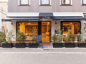 アコードホテル:1F併設カフェLa-Chambre ご朝食会場・ランチ営業有