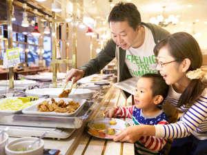 ホテルグリーンプラザ浜名湖:炭火焼肉や浜松餃子、お寿司、お刺身、季節の創作料理が食べ放題!