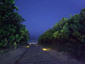 ANAインターコンチネンタル石垣リゾート:緑の先に広がるパノラマの海と星空