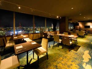 富山エクセルホテル東急:レストラン「リコモンテ」店内一例