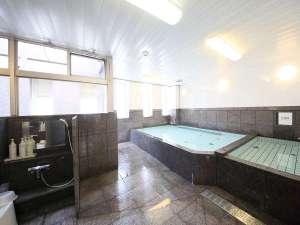 アパホテル<横浜関内>:大浴場(営業時間17時~24時/翌6時~10時)