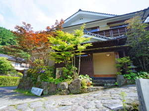 カップルに人気・大人2名様限定の宿 湯平温泉 宿潦 ばん屋の写真