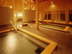 草津温泉 望雲:遊山の湯:2つの源泉がお楽しみいただけます。