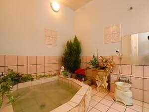 アリスの泉:ギリシャ風の貸切風呂