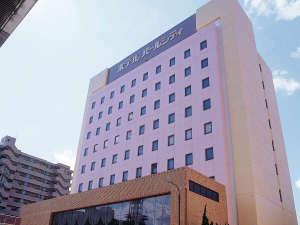 ホテルパールシティ秋田 川反(HMIホテルグループ)の写真