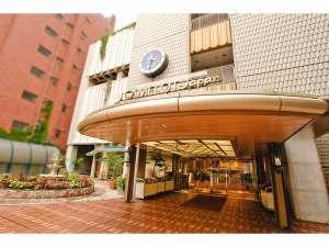 ホテル横浜キャメロットジャパン 外観