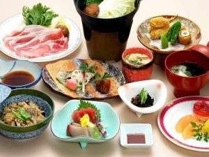 佐久一萬里温泉ホテルゴールデンセンチュリー:料理長垂涎の夕食【浅間】コース