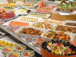 熱海後楽園ホテル:ホテルならではのメニューが食べ放題♪和洋中ブッフェ!