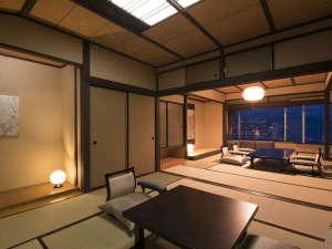 熱海後楽園ホテル:【167号室】エクセレンシィラージルーム一例。