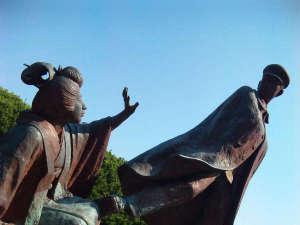 熱海といえば、「お宮の松」。熱海観光の思い出に一度は訪れたいスポット!