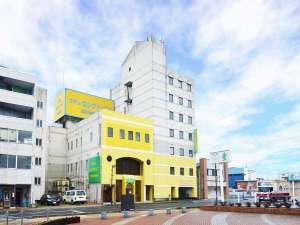 ホテルセレクトイン西那須野駅前 外観