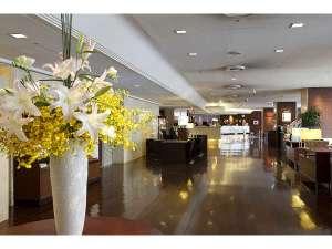 赤坂エクセルホテル東急:3階ロビー