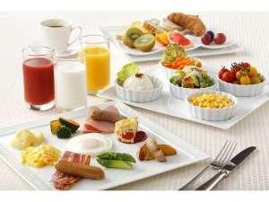 赤坂エクセルホテル東急:洋朝食イメージ※ブッフェスタイル