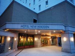 JR広島駅南口より徒歩3分!便利で清潔感あふれるホテルです。