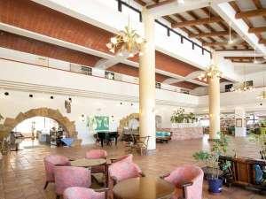 リゾートホテル海辺の果樹園:ロビー