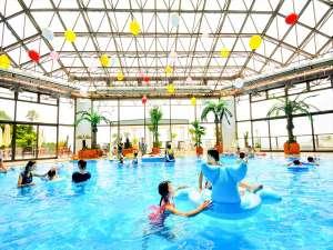 ホテルカターラ RESORT&SPA:一年中プールを楽しめるのはカターラだけ♪