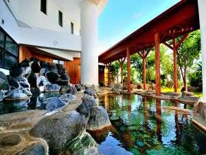 ホテルカターラ RESORT&SPA:波の音が心地よい♪月あかりの湯