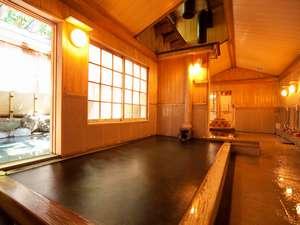 大浴場「金鱗の湯」内湯