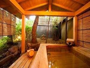 旅亭田乃倉:露天風呂付き客室 【1階10畳+8畳】一例