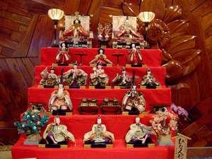 「竹原文楽」故・洞奥一郎作の貴重な雛人形