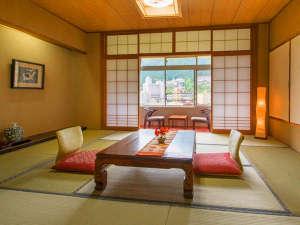◆呂尚館・陶川閣◆お風呂はぜひ、自慢の露天風呂&大浴場をご利用ください