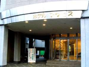 ビジネスホテル アクセス 外観