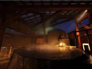 赤湯温泉 上杉の御湯 御殿守:龍神の湯