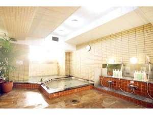湯~モアリゾート ニューオリエンタルホテル:温泉鉱石大浴場