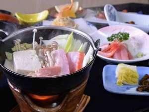 鳴子温泉郷 勘七湯:*夕食(イメージ)/当館女将が作る手作り料理をご堪能ください。