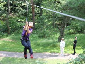 草津温泉 ホテルヴィレッジ:【当ホテルの魅力】森の中の空中トレッキング「草津フォレストステージ」