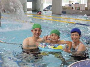 草津温泉 ホテルヴィレッジ:ファミリーに人気のアミューズメント施設「温水プールテルメテルメ」