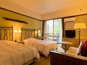 草津温泉 ホテルヴィレッジ:【タワー館洋室タイプ一例】462号室・24平米