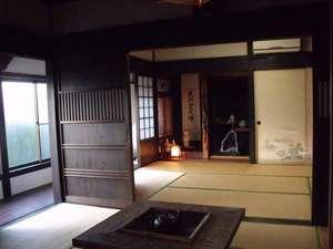 囲炉裏の宿 ひいの家:メイン客室