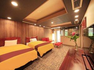 大人の時間を愉しむ宿 仙石原 別邸風雅:■1室限定/露天風呂付洋室