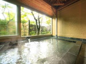 大人の時間を愉しむ宿 仙石原 別邸風雅:■大浴場(入れ替え制)