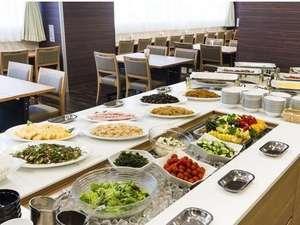 ホテルサンルート千葉:【ご朝食】和洋ブッフェをご用意。お好きなものをお好きなだけどうぞ!