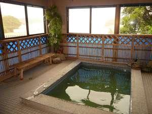 うずしお温泉 観潮荘:当館自慢の美人の湯!大浴場からの景色は最高です!