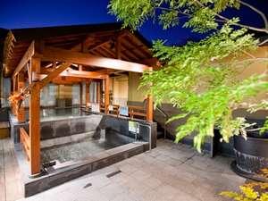 坂出グランドホテル:別館 温浴施設【癒しの里 さらい】一日の疲れは大きな湯舟に浸かってゆったりと。