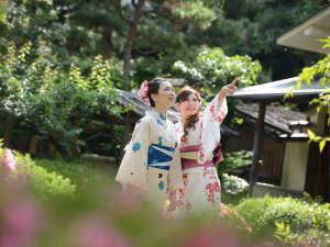 【夏】和の趣溢れる三軒茶家も新緑でいっぱいに♪
