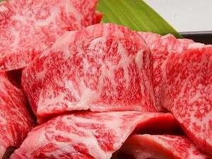 湯田中温泉 石庭露天風呂の宿 俵や:安全安心【牛個体確認証明番号】の付いたA5等級の極上肉のみを使用しております